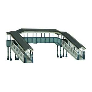 Graham-Farish-42-0061-N-Gauge-Twin-Track-Footbridge