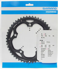 Shimano 105 FC-5703L Chainring 50T fits 50-39-30 crank 130mm BCD Triple Black
