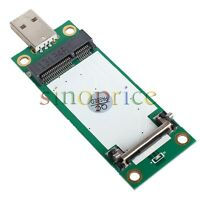 Mini PCI-e mPCI Express Wireless to USB Adapter Wireless Card With SIM Card Slot