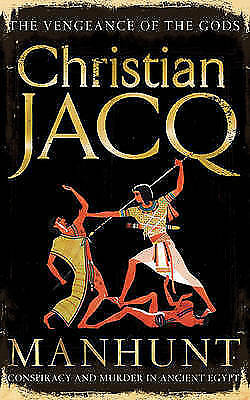 Manhunt by Christian Jacq (Paperback) New Book