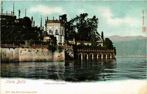 CPA ISOLA BELLA Costa Meridionale . ITALY (508299) JrTx62lb-09162156-884315030