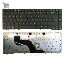 HP ELITEBOOK 8440P 8440W LAPTOP KEYBOARD UK LAYOUT TRACKPOINT V103102CK UKES