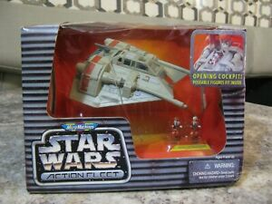 Star wars MICRO MACHINES Rebel Snowspeeder