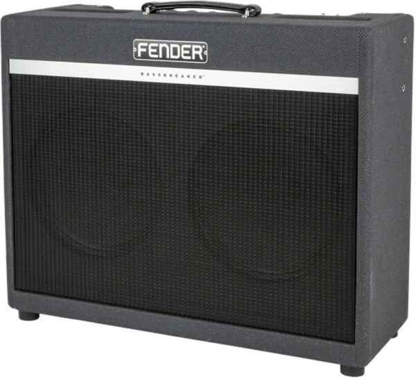 fender bassbreaker 18 30 tube 2x12 electric guitar combo amplifier ebay. Black Bedroom Furniture Sets. Home Design Ideas