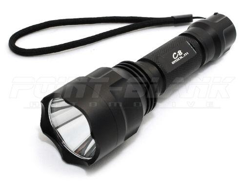 Ignyte Lighting C8 250lm CREE LED Torch Flashlight
