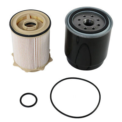 6.7L Diesel Fuel Filter Kit For 2013-2017 Dodge Ram 2500 3500 4500 5500 Cummins