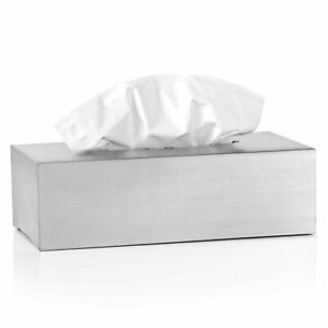 Blomus-Kleenexbox-Nexio-Taschentuchbox-Box-Kosmetiktuecher-Edelstahl-matt-66653
