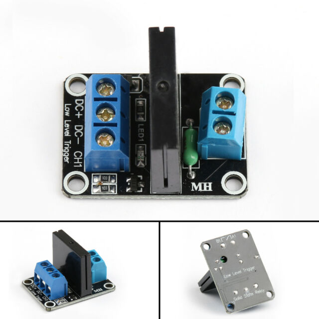 1/2/4/8 Channel 5v OMRON SSR G3MB-202P Solid State Relay Module For Arduino/M AU