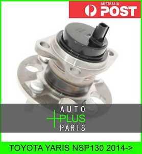Fits-TOYOTA-YARIS-NSP130-Rear-Wheel-Bearing-Hub