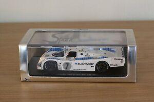 Porsche 962 # 7 4ème 24h Du Mans 1990 Spark 1/43 S0977