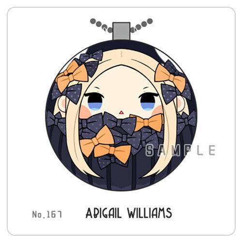 FGO Fate/Grand Order Katsushika Hokusai Abigail Williams Bag Strap Plush Doll Be