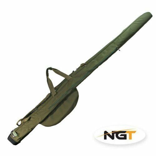 Compact 2 Rod Holdall Double Holdall Made up Rods Carp Coarse Roving Stalking