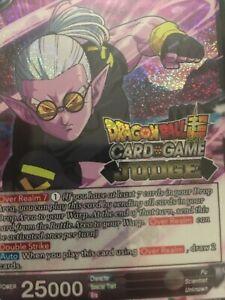 JUDGE-RARE-Promo-Scientist-Fu-P-036-PR-Dragon-Ball-Super-Card-Game-Mint