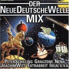 Neue Deutsche Welle Mix (1998) Andreas Dorau & Die Marinas, Frl. Menke, I.. [CD]