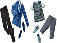 Barbie - Ken Clothes, Fashion, Selection, Dhb38 O . Dhb39, Nip
