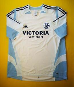 ADIDAS TRIKOT FC SCHALKE 04 Size 2XL. Victoria Versicherung