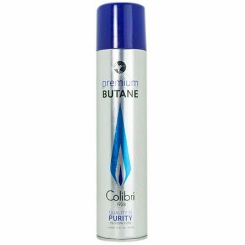 f11e4d772567 Colibri Premium Lighter Butane Refill Fuel 50g/3.04 Oz Canister - Item #  9103