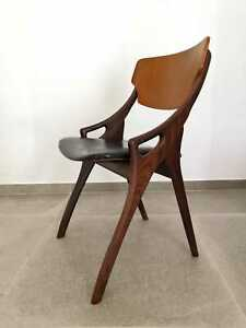 Danish chair by Hovmand Olsen, 1960s