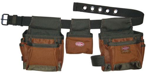 "Bucketboss Handyman Rig 11 Pockets fits waists up to 52/"" 50250"