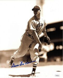 Dave-034-Boo-034-Ferriss-signed-Boston-Red-Sox-Sepia-8x10-Photo-minor-ding-JSA-Holo