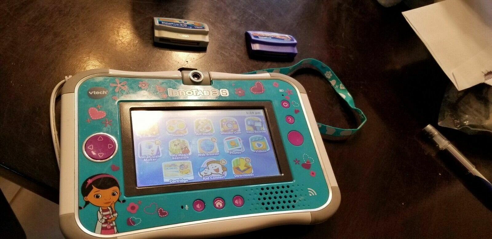 Vtech Innotab 3S Kid's Learning Tablet with Wi-Fi, & MUCH MORE  MODEL 1588