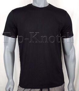WEATHERPROOF 32 Degrees COOL Tactical Crew Neck Tee T Shirt Black Mens Medium M