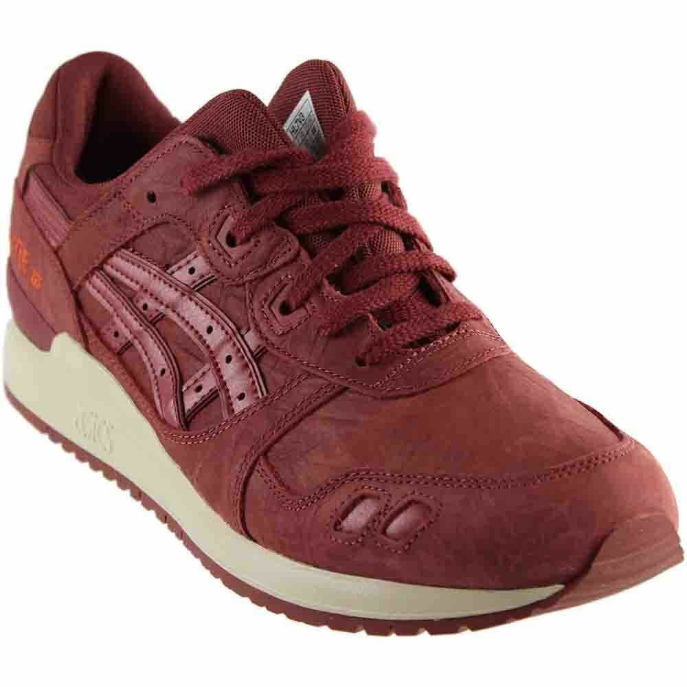 ASICS GEL-Lyte III Running shoes - Red - Mens