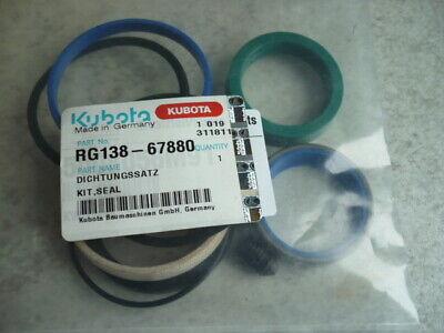 Dichtring Dichtung Dichtsatz Kubota KX41 Minibagger 6851121540 6851121550