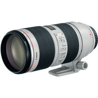 Canon EF 70-200mm f/2.8L II IS USM Lens