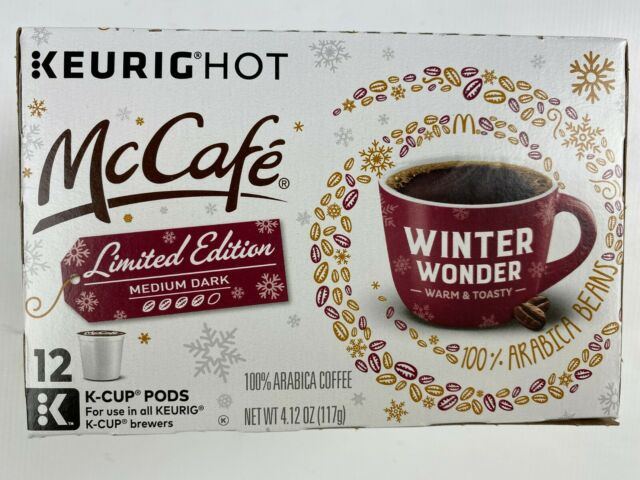 Limited Edition K Cups Coffee Pods
