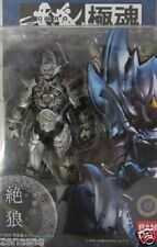 Used Bandai GARO Kiwami Damashii Silver-Fanged Knight Zero Painted
