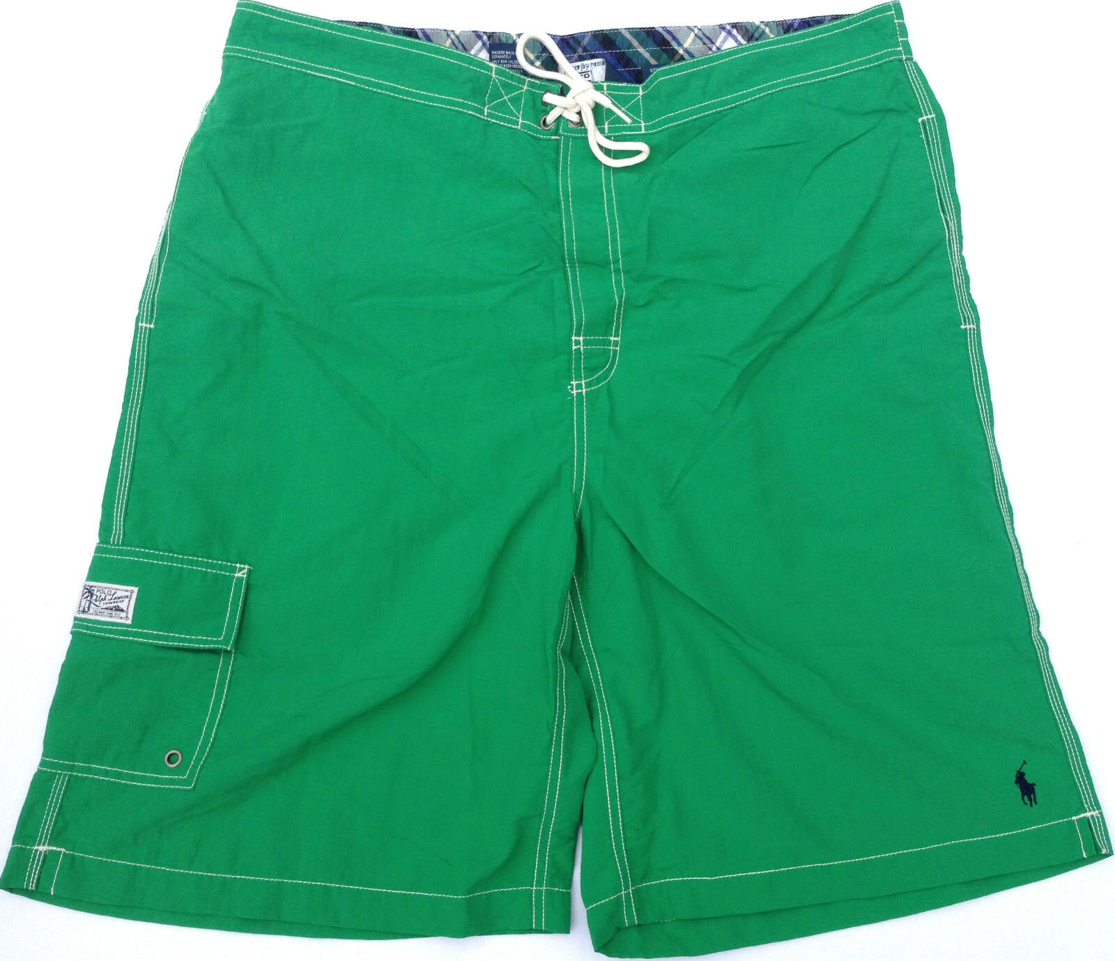 Ralph Lauren Board Shorts Green Size XL Surf Swim NEW RRP  Mens