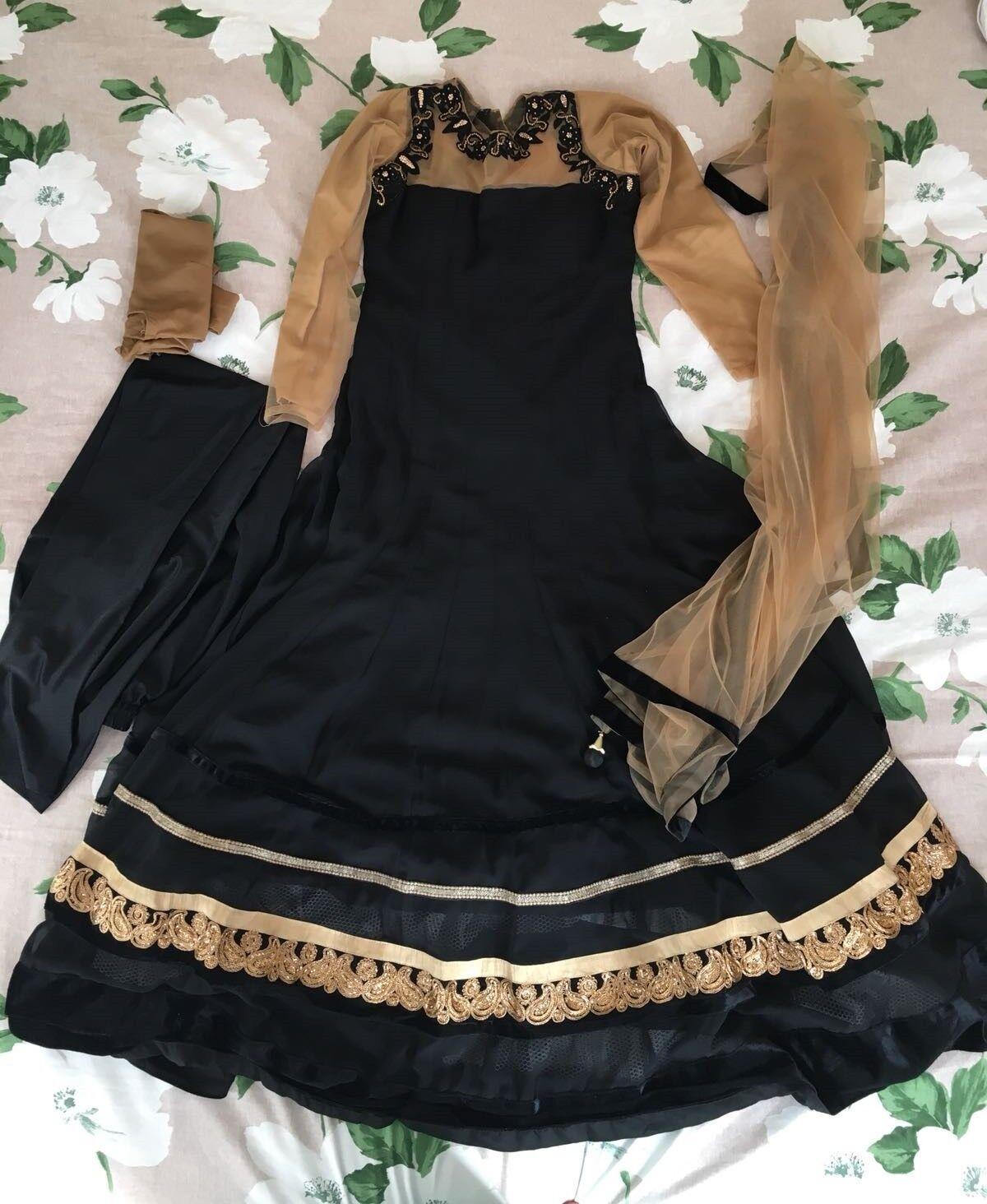 Gorgeous Pakistani Indian designer dress