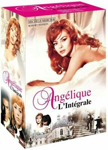 Angelique-Integrale-DVD-Neu-Unter-Boden-wie-Cellophantueten