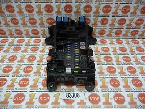 06 07 08 09 suzuki grand vitara fuse box oem ebay rh ebay com