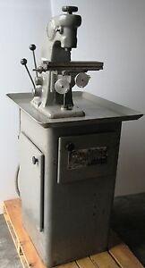 Hardinge Bb 2v Vertical Mill Jewelry Watchmaker Milling