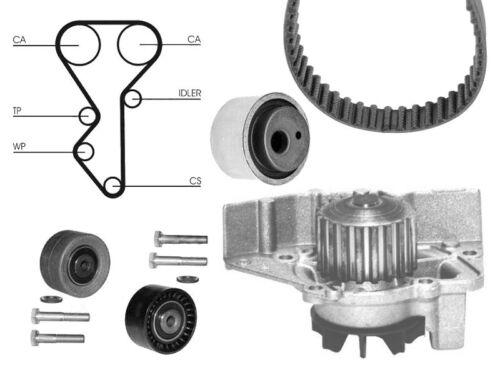 Water Pump And Timing Cam Belt Kit For Peugeot 306 2.0 16V 2.0 2.0 S16