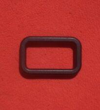 MERCEDES G GE GD TÃœRGRIFFRAHMEN SCHWARZ W460 W461 USED BLACK DOOR HANDLE BEZEL