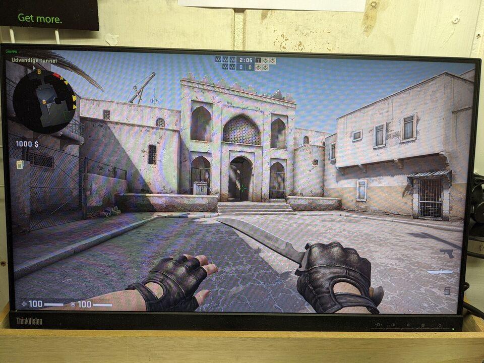 Acer, Let øvet E-gamer, i5-2320
