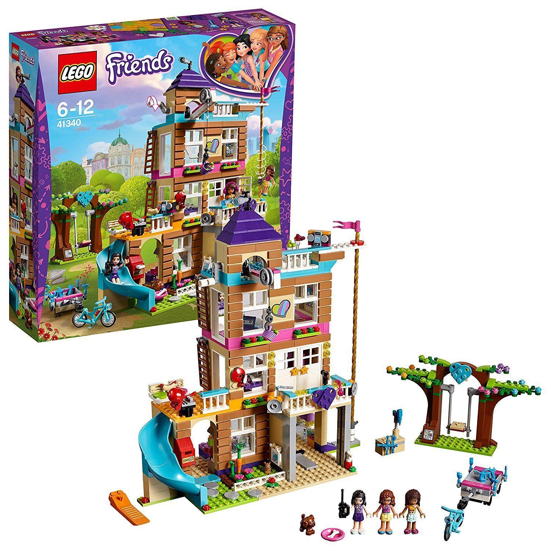 Lego Friends 41340 - la Casa Dell'Amicizia