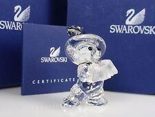 Swarovski Crystal Kris Bear Fritz 884452 Retired 2007 New In Box - Z