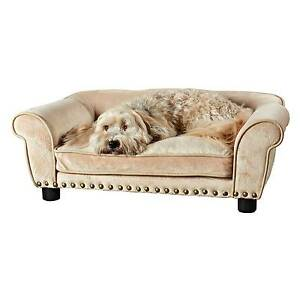 Delightful Enchanted Home Pet Dreamcatcher Dog Sofa Bed In Carmel