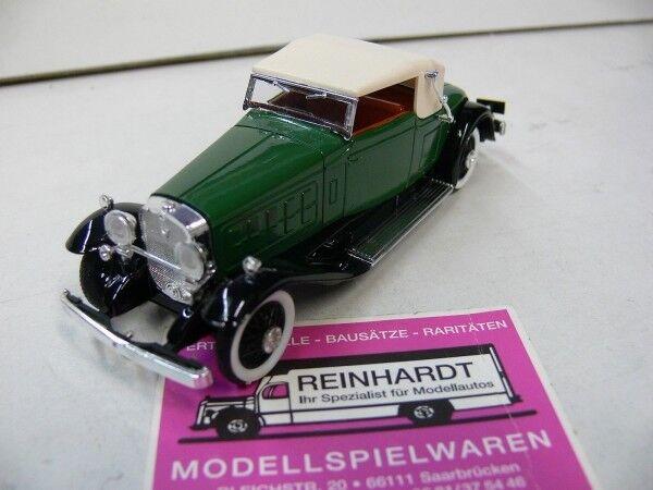 1 43 rio Cadillac v-16 1931 vert