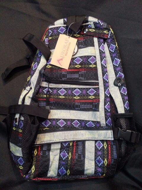 e5d2f0b433 Multi Purpose Aurorae Yoga Mat Sling Backpack or Cross Body Sport Backpack  NEW