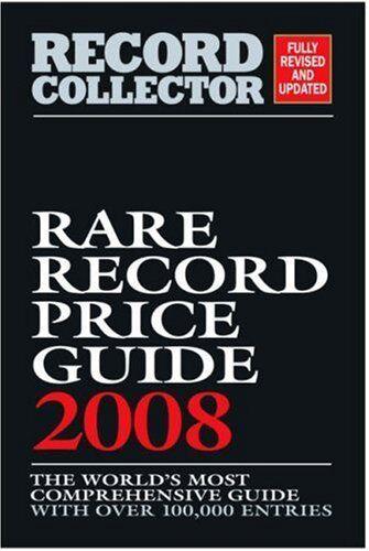 The Rare Record Price Guide 2008 (Record Collector Magazine),Record Collector 2