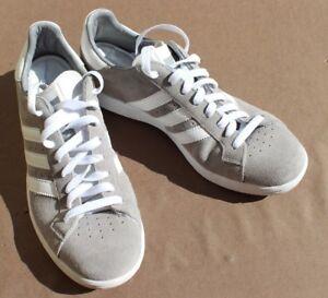 Details about Mens Gray David Beckham Grand Prix Adidas Shoes US Size 8.5 US
