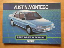 AUSTIN MONTEGO Range Introduction Prestige Brochure 1984 with MG EFi - 3623