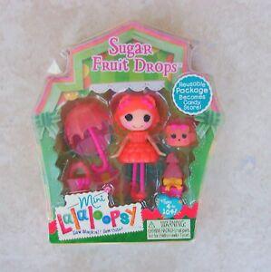 Sugar-Fruit-Drops-Mini-Lalaloopsy-Doll-New-MGA-3-of-Series-9-Umbrella-Candy