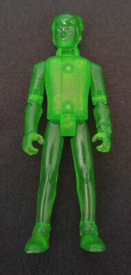 Ben 10 Ben Tennyson Clear Green Figure