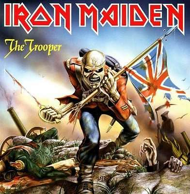 """Iron Maiden - The Trooper NEW 7"""""""